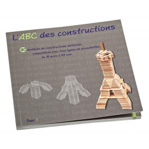 Jouecabois - 353456 - L'abc des constructions tome 1 (353456)