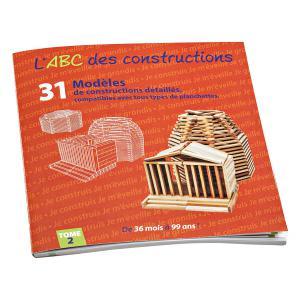 Jouecabois - 353458 - L'abc des constructions tome 2 (353458)