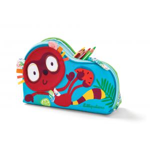 Lilliputiens - 86902 - Trousse Georges (353486)