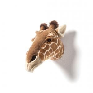 Wild and Soft - WS0036 - Trophée en peluche Ruby la girafe (353540)