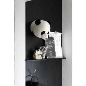 Wild and Soft - WS0046 - Trophée en peluche Thomas le panda (353546)