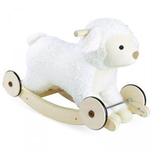 Vilac - 1116 - Mouton à Bascule 2 en 1 (353688)