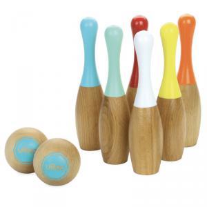 Vilac - 4033S - Jeu de quilles bowling bicolores (353754)