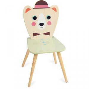 Vilac - 7733 - Chaise ours à chapeau Ingela Arrhenius (353834)