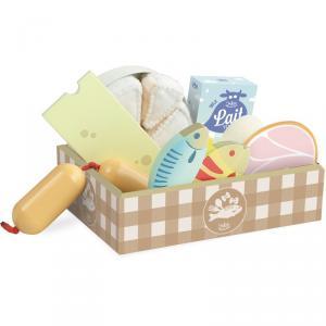 Vilac - 8104 - JOUR DE MARCHE Set de produits frais (353904)