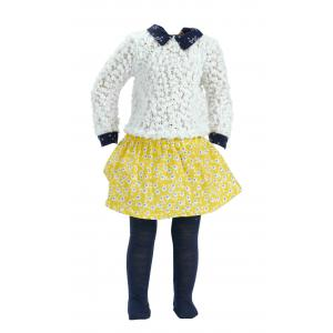 Petitcollin - 504405 - Habillage Sarah pour Starlette taille 44 cm (353966)