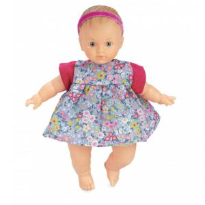 Petitcollin - 632531 - Ecolo Doll Petite Anémone - à partir de 10m+ - Origine Espagne (354022)