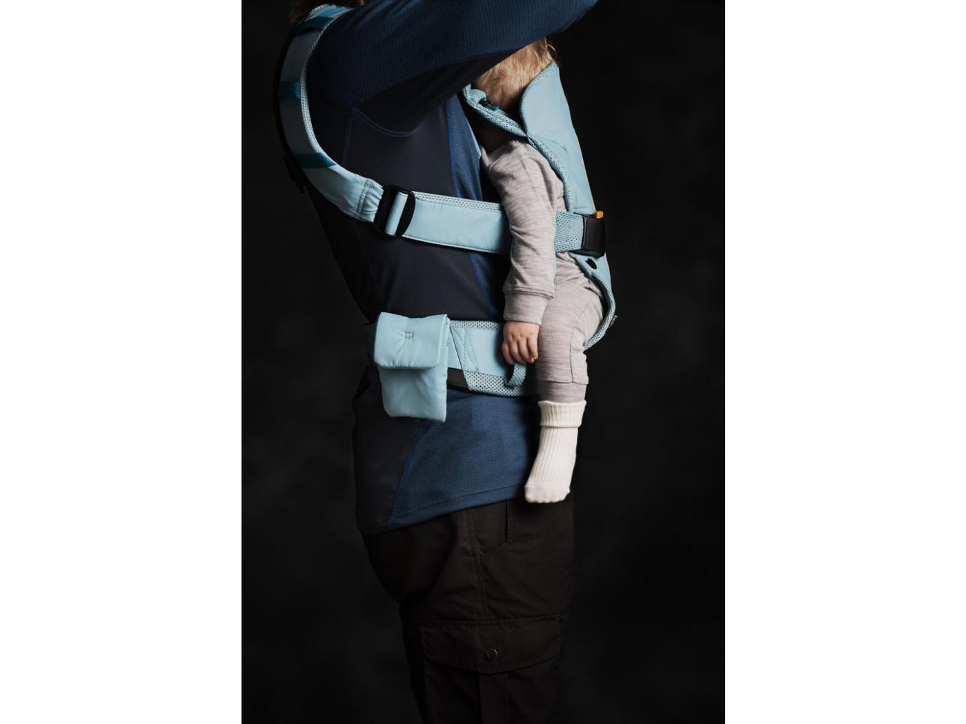 babybjorn porte b b one outdoors babybj rn turquoise. Black Bedroom Furniture Sets. Home Design Ideas