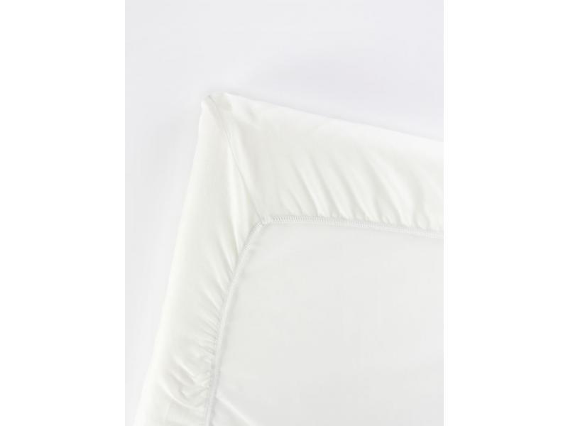 babybjorn drap housse pour le lit parapluie blanc pur organic. Black Bedroom Furniture Sets. Home Design Ideas