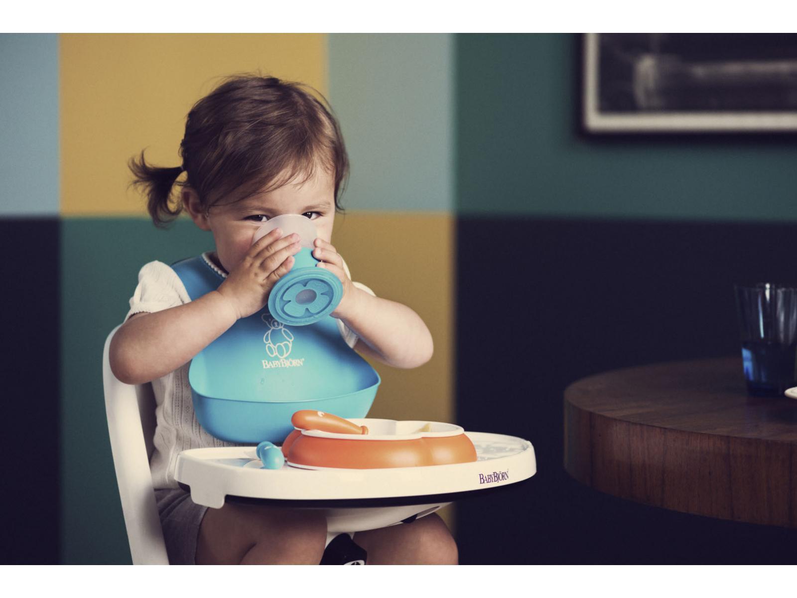 067085 Haute 067085 Chaise Babybjörn Turquoise LqSUzMVpG