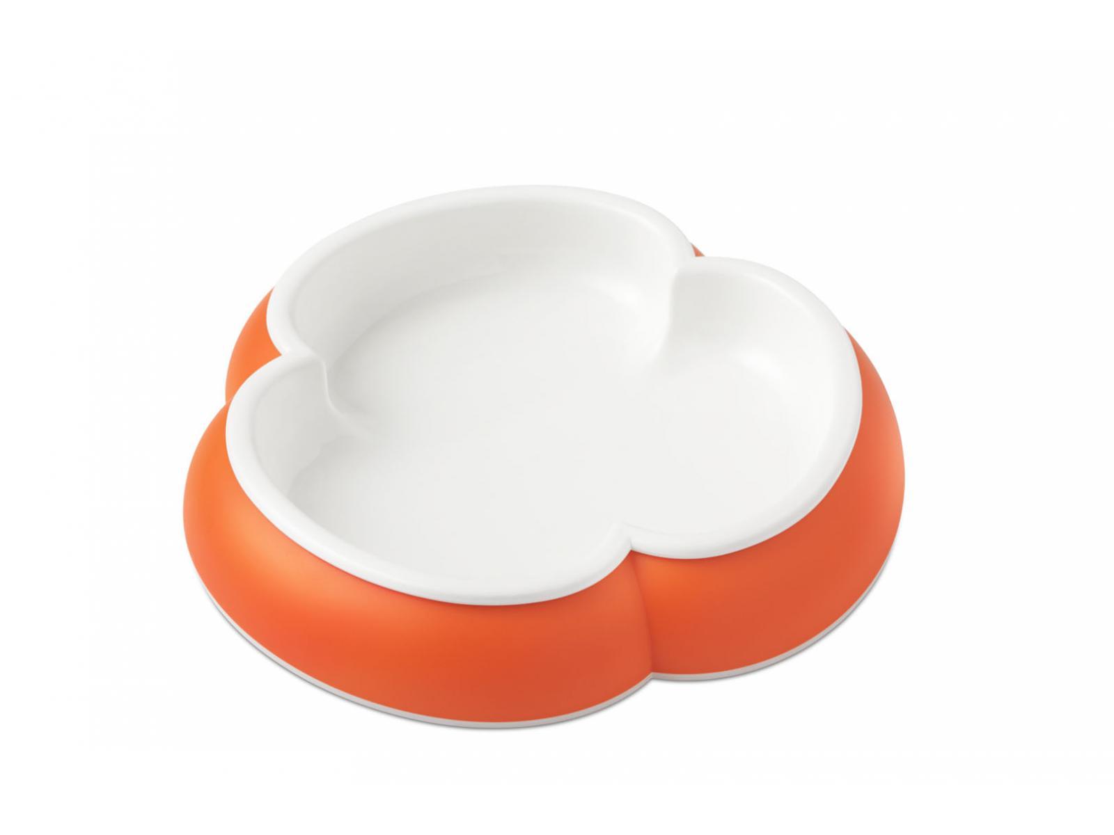babybjorn assiette cuill re et fourchette pour b b babybj rn lot de 2 orange turquoise. Black Bedroom Furniture Sets. Home Design Ideas