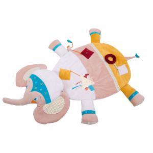 L'oiseau bateau - TAP0001 - Les Tapis d'éveil : Elephant (354324)