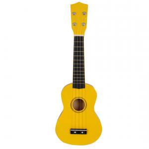 WS Music - 601163YL - Ws ukulélé + housse jaune (354626)