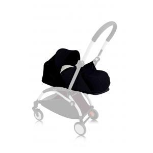 Babyzen - BU069 - Poussette Yoyo+ cadre blanc pack naissance noir (354716)