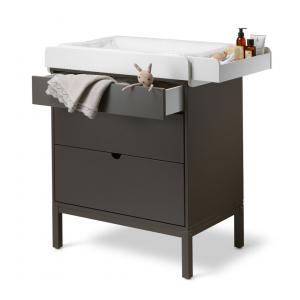 Stokke - BU21 - Commode Home™  Gris brume (354750)
