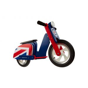 kiddimoto - 408 - Moto Scooter - Drapeau Anglais (354878)