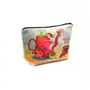 Atelier de Noémi - TRO-MAQ-TEA - Trousse à maquillage tea 20 x 25 cm (354944)