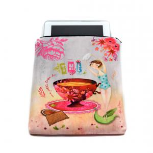Atelier de Noémi - I-PAD-TEA - Housse tablette tea 22 x 27 cm (355016)