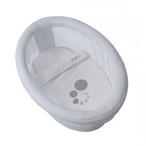 Micuna - TX-1631-gen221 - Textile berceau oval couleur blanc (355176)