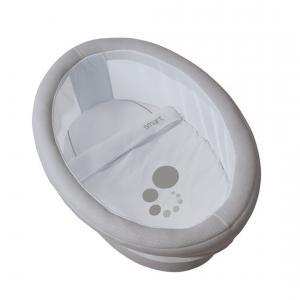 Micuna - TX-1631-gen245 - Textile berceau oval couleur gris (355180)