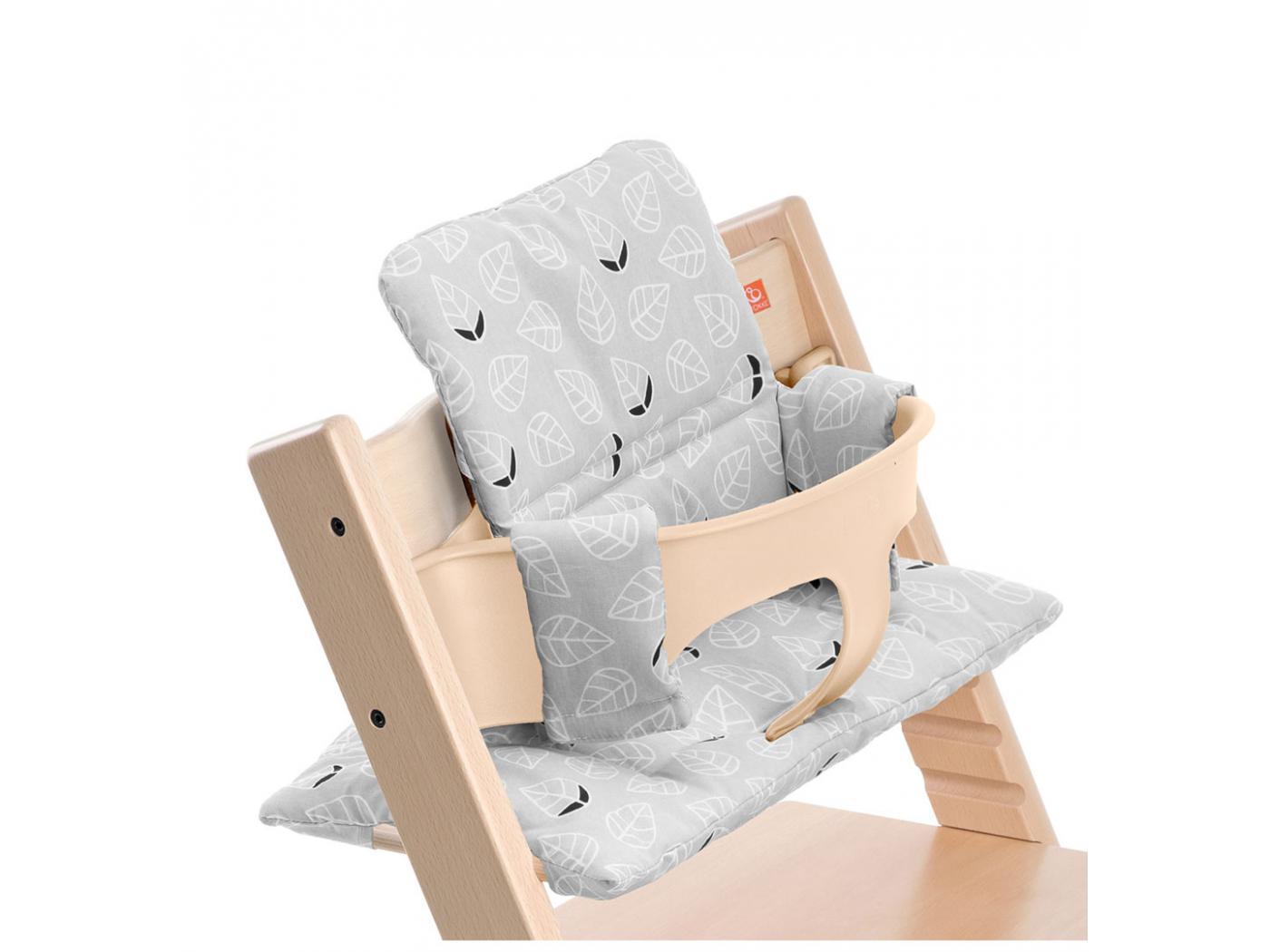 Messy Me Coussins en toile cir/ée pour chaises hautes de style Tripp Trapp et BabyDan Nettoyage facile