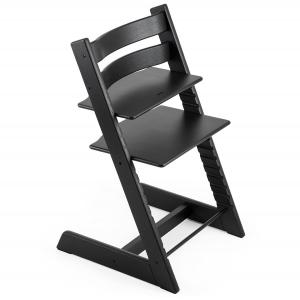 Stokke - 495202 - Chaise haute Tripp Trapp Chêne noir (356636)