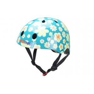 kiddimoto - KMH068M - Casque New - Fleur Medium (357464)