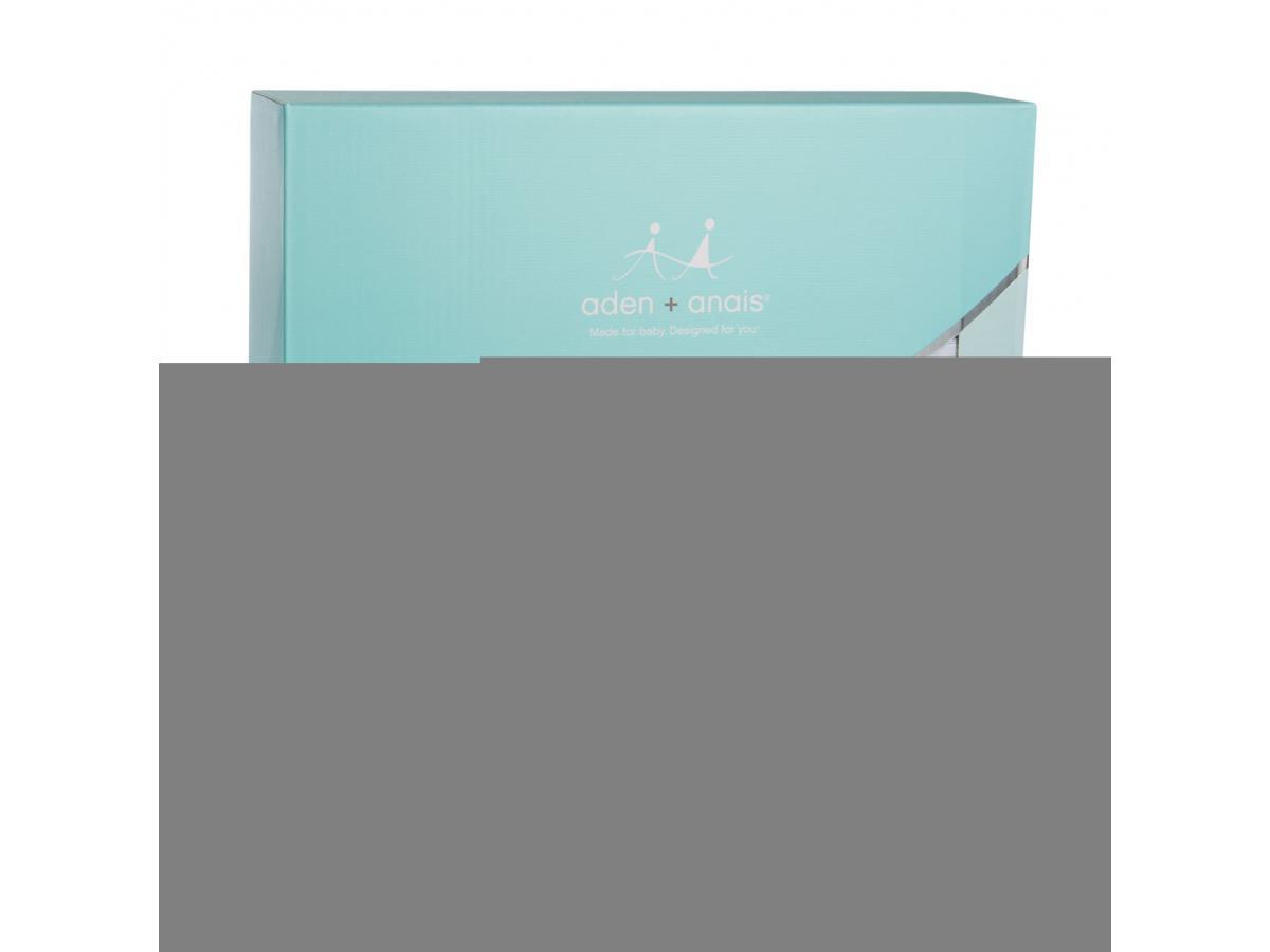 aden and anais maxi lange lot de 4 lovestruck 120x120cm. Black Bedroom Furniture Sets. Home Design Ideas
