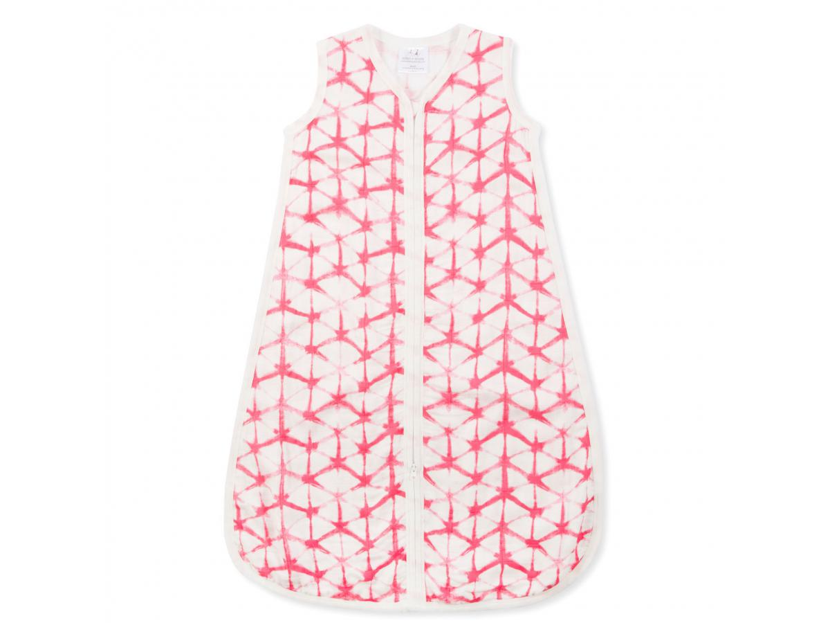 aden and anais gigoteuses bambou berry shibori silky soft sleeping bag. Black Bedroom Furniture Sets. Home Design Ideas