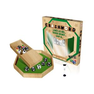 Topi Games - CRA-MD-309001 - Crashword - Format Grand (31,5 x 31,5 x 7,5) (360264)