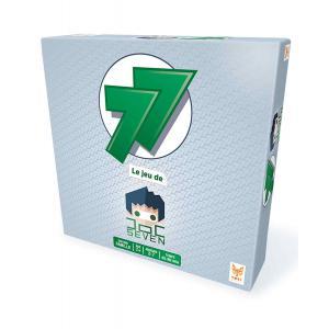 Topi Games - DOC-7-399001 - 77 - le jeu de doc seven - Format Grand (26,5 x 26,5 x 7,5) (360268)