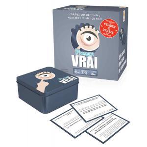 Topi Games - PRV-SM-449001 - Presque vrai - Format Mini format (13,5 x 13,5 x 7,5) (360270)