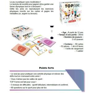 Topi Games - FOR-SM-359001 - Top forme - Format Mini format (13,5 x 13,5 x 7,5) (360294)