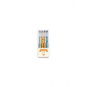 Djeco - DD03745 - Crayons / Marqueurs / Stylos - Marqueurs métalliques Elodie (360302)
