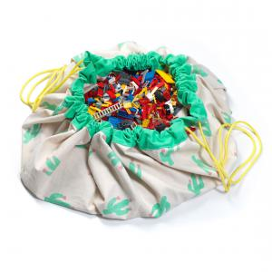Play and Go - 79977 - Sac de rangement motifs cactus (360310)
