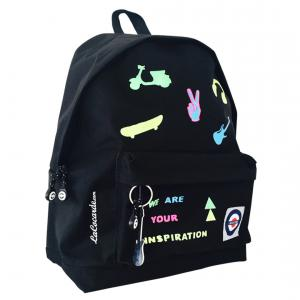 Lacocarde - GM-NOIR-TEENAGER - Sac à dos grand modele Teenager (363812)