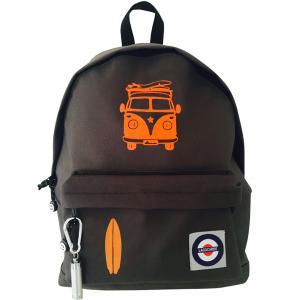 Lacocarde - GM-TAUPE-AILE  - Sac à dos grand modele Combi orange (363828)