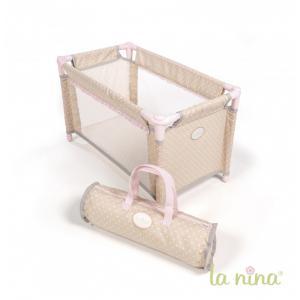 La nina - 61613 - Lit pliant inés (53x32x32 cm) (364018)