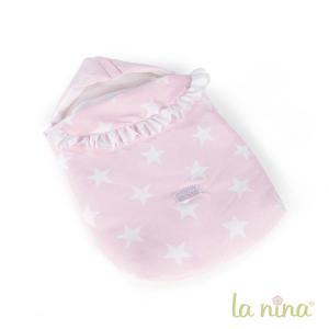 La nina - 60412 - Nid d'ange carlota (28x2x46 cm) (364040)