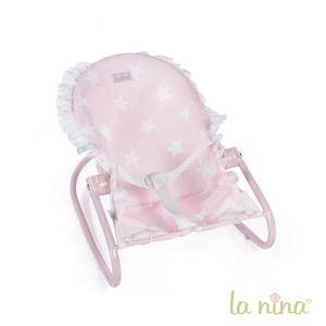 La nina - 60414 - Transat carlota (45x29x45 cm) (364106)