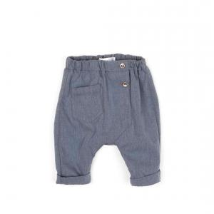 Message in the bottle - MAURDENT0606 - Pantalon Maurice en denim - 6 mois (364594)