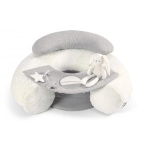 Mamas and Papas - 7599B1101 - Mon premier siège - gris et blanc (364862)