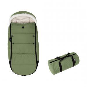 Babyzen - BZ10209-08 - Nouvelle chancelière Peppermint doublée et son sac de rangement pour poussette YOYO (364868)