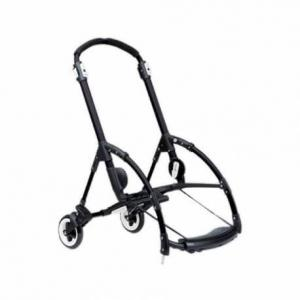 Bugaboo - 500210ZW01 - Châssis noir pour poussette Bugaboo bee5 (364892)