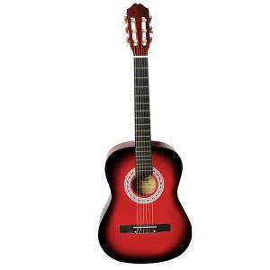 WS Music - 603602RD - Ws guitare classique 3/4 redburst (365698)