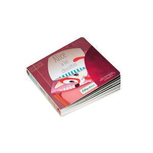 Lilliputiens - 85040 - Livre réversible Georges a la bougeotte (365712)