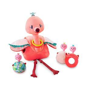 Lilliputiens - 83038 - Peluche D'activités Anaïs et ses bébés (365714)
