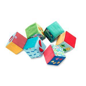 Lilliputiens - 83029 - Set de 6 cubes totem (365730)