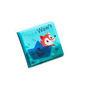 Lilliputiens - 83005 - Alice splash, livre de bain magique (365776)