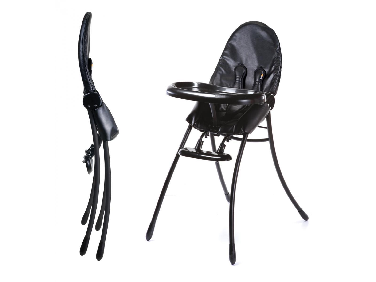 62 E10502 Chaise Haute Cadre Et X 5 Bks Noir 91 11 Cm Siège Bmb 18 Nano 5RLAq34jc